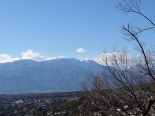 天狗山から鳳凰三山.JPG